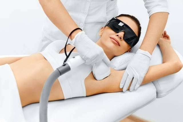 Tratamentos Estéticos Corporais - Depilação a Laser