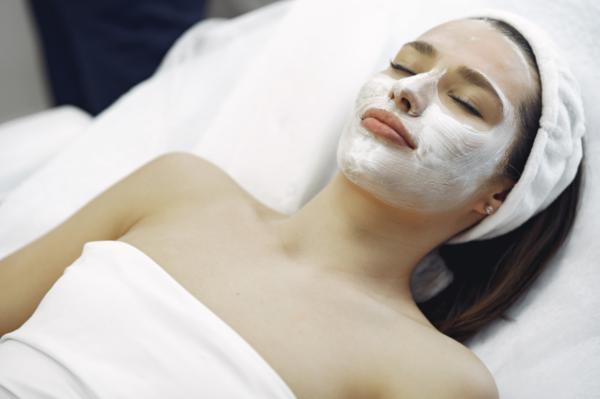 Tratamento Facial - Hidratação Intensa