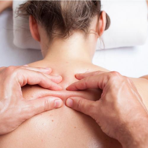 Massagem - Liberação Miofacial