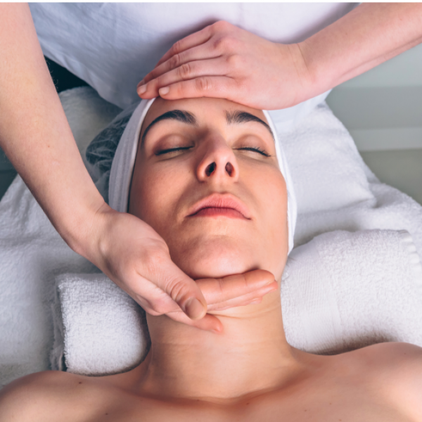 Tratamento Facial - Massagem Lifting