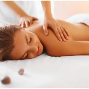 Massagem - Massagem relaxante