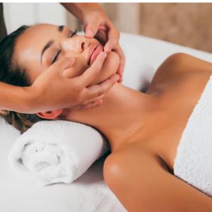 Massagem - Massagem craniana
