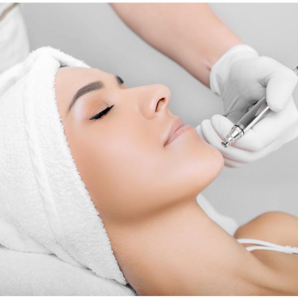 Tratamento Facial - Peeling de Cristal