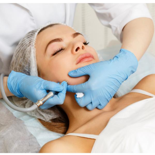 Tratamento Facial - Peeling de Diamante